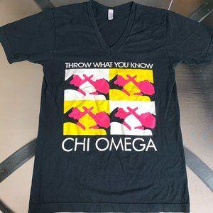 Chi Omega tshirt